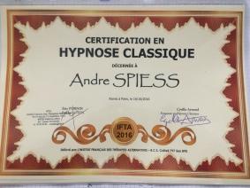 Praticien Hypnose Classique