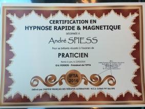 Praticien Hypnose rapide magnetique